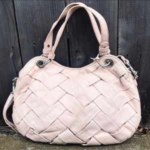 🐚Excellent Condition🐚 Cole Haan Shell Pink Bag